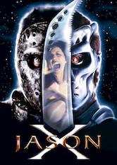 Search netflix Jason X