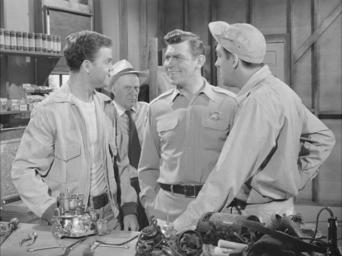 The Andy Griffith Show: Season 3: The Great Filling Station Robbery