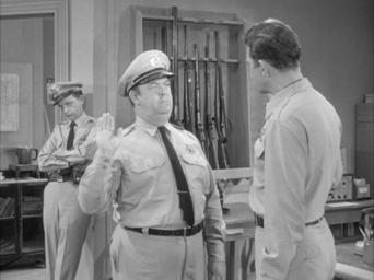 The Andy Griffith Show: Season 2: Deputy Otis