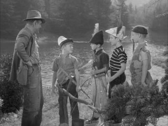 The Andy Griffith Show: Season 4: Opie and His Merry Men