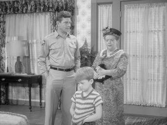 The Andy Griffith Show: Season 1: The New Housekeeper
