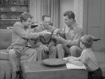 The Andy Griffith Show: Season 2: Cousin Virgil
