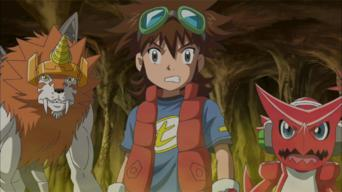 Digimon Fusion: Season 1: Meltdown in the Magma Zone!