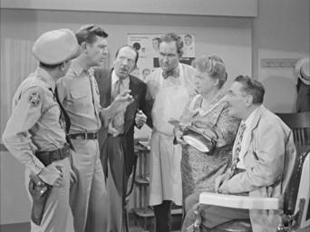 The Andy Griffith Show: Season 2: The Jinx