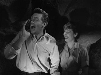 The Andy Griffith Show: Season 4: Barney and the Cave Rescue