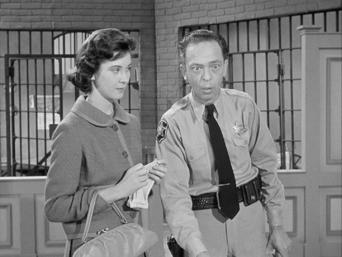 The Andy Griffith Show: Season 1: Ellie Saves a Female