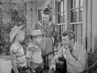 The Andy Griffith Show: Season 1: Runaway Kid