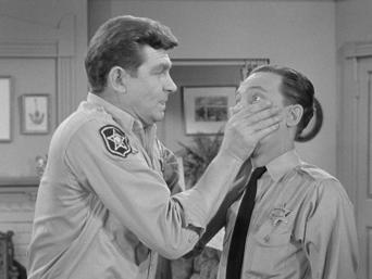 The Andy Griffith Show: Season 1: Quiet Sam