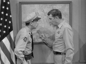 The Andy Griffith Show: Season 4: A Black Day for Mayberry