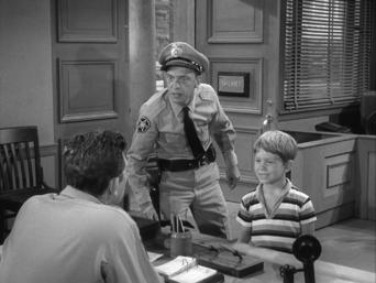 The Andy Griffith Show: Season 2: Opie's Hobo Friend