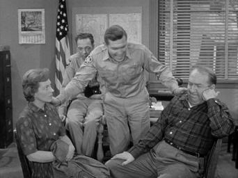 The Andy Griffith Show: Season 1: Andy, the Marriage Counselor