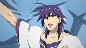 Magi: The Labyrinth of Magic: Magi: The Labyrinth of Magic: His Name Is Sinbad