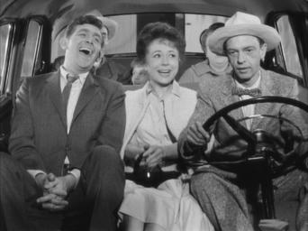 The Andy Griffith Show: Season 3: Barney's First Car