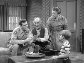 The Andy Griffith Show: Season 2: Mayberry Goes Bankrupt