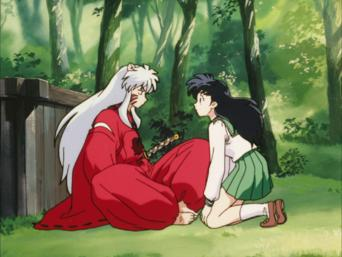 InuYasha: Season 1: Go Home to Your Own Time, Kagome!