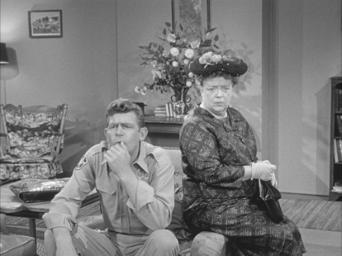 The Andy Griffith Show: Season 2: Aunt Bee's Brief Encounter