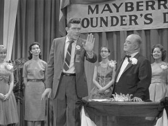 The Andy Griffith Show: Season 1: The Beauty Contest