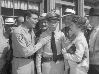 The Andy Griffith Show: Season 1: Barney Gets His Man