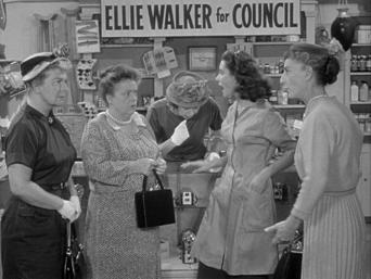 The Andy Griffith Show: Season 1: Ellie for Council