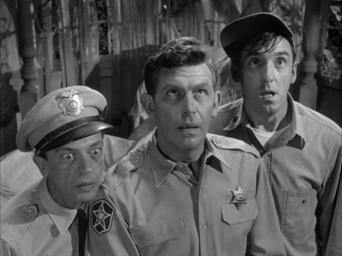 The Andy Griffith Show: Season 4: The Haunted House
