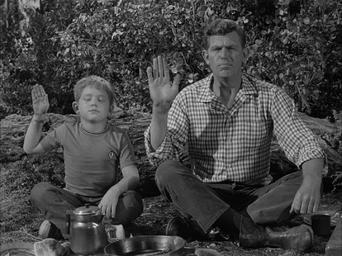 The Andy Griffith Show: Season 3: Opie's Rival