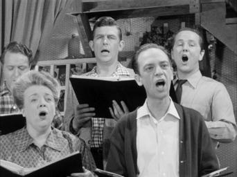 The Andy Griffith Show: Season 2: Barney and the Choir