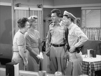 The Andy Griffith Show: Season 2: The Perfect Female