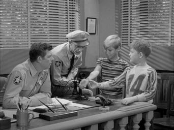 The Andy Griffith Show: Season 4: Andy and Opie's Pal