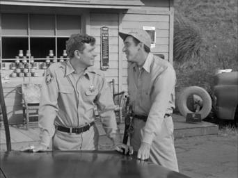 The Andy Griffith Show: Season 4: Gomer, the House Guest