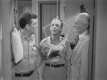 The Andy Griffith Show: Season 5: Barney's Physical