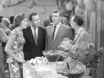 The Andy Griffith Show: Season 3: Class Reunion