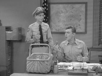 The Andy Griffith Show: Season 2: The Pickle Story