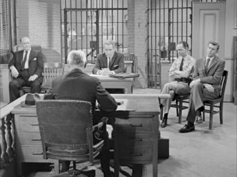 The Andy Griffith Show: Season 2: Andy on Trial
