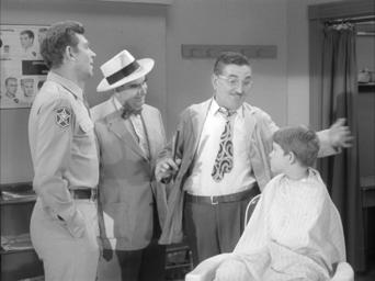 The Andy Griffith Show: Season 2: The Bookie Barber