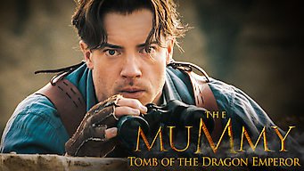 Is The Mummy Tomb Of The Dragon Emperor 2008 On Netflix Italy