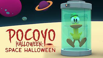 Pocoyo Halloween: Space Halloween