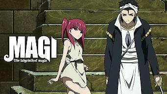 Magi: The Labyrinth of Magic: Season 1